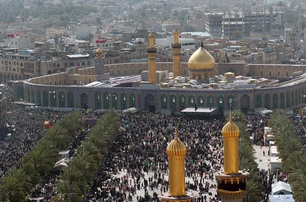 8. Мечеть Имама Хусейна, Ирак