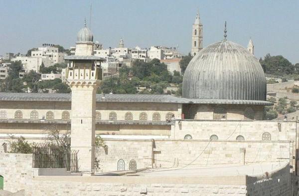 9. Мечеть Аль-Акса, Иерусалим