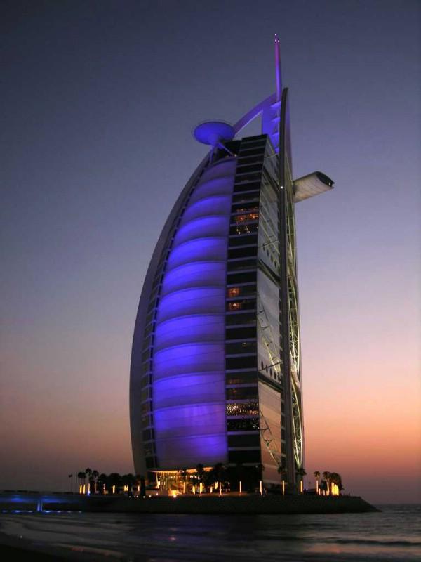 Burj Al Arab, Dubai, ОАЭ