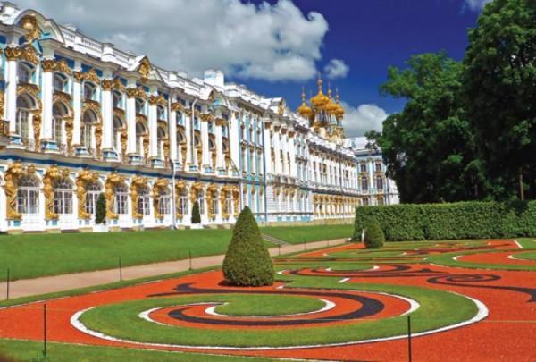 Дворец Екатерины, Россия