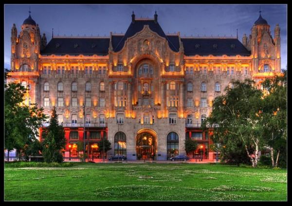 Gresham Palace, Будапешт, Венгрия