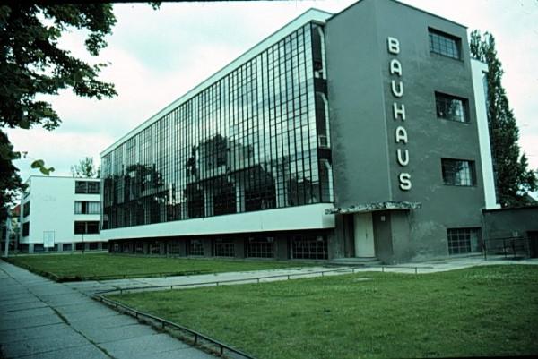 Баухаус, Дессау, Германия