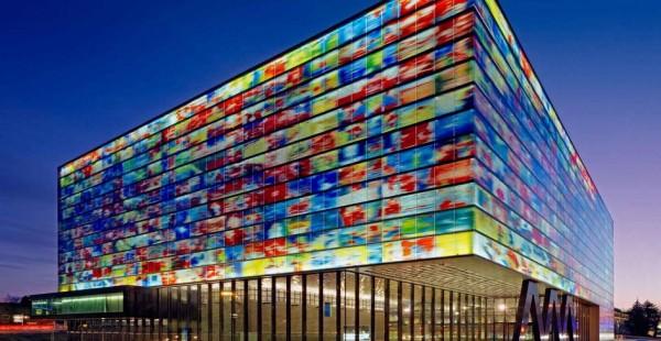 Институт в Хилверсуме, Нидерланды