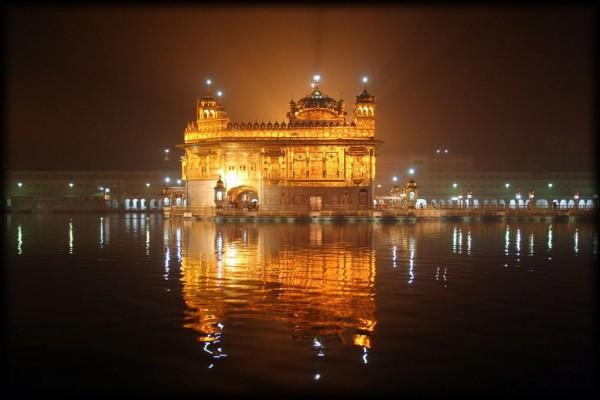 Золотой храм, Амритсар, Индия