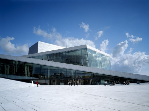 Норвежский театр оперы и балета, Осло, Норвегия