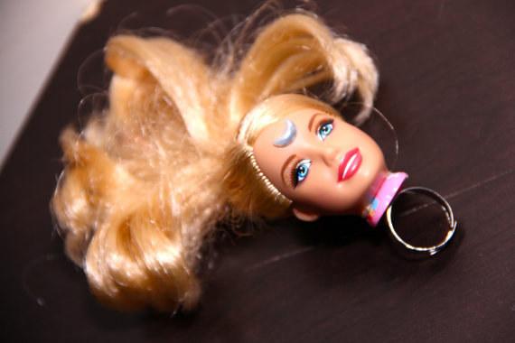 Вторая жизнь старых кукол 10