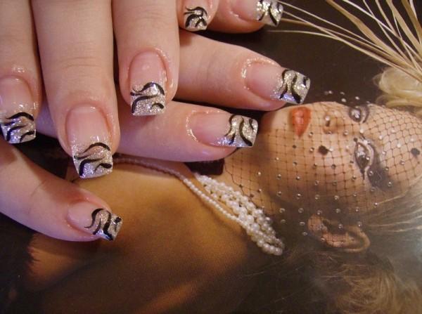 Искусство дизайна ногтей 10