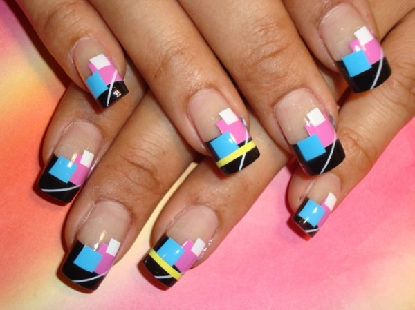 Искусство дизайна ногтей 6