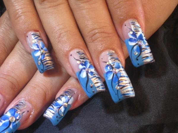 Искусство дизайна ногтей 7