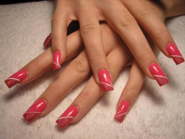Искусство дизайна ногтей 8