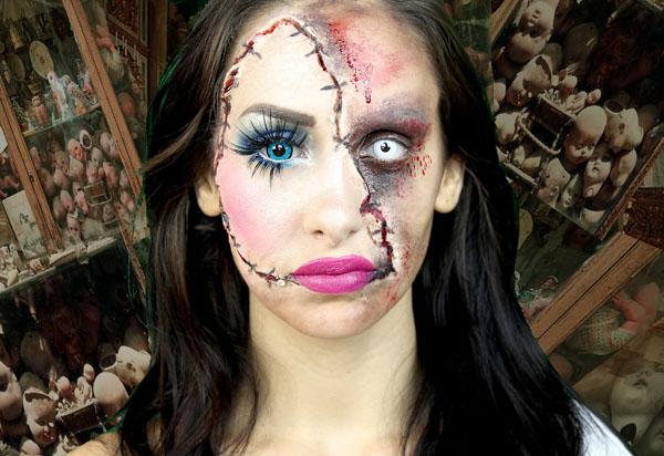 Ну не красава-ли я! Хеллоуин и прекрасные девушки