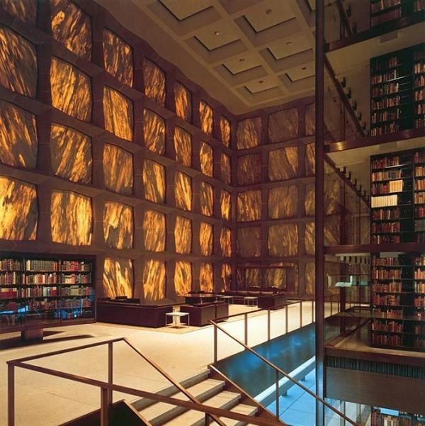 Библиотека редких книг и манускриптов Йельского университета