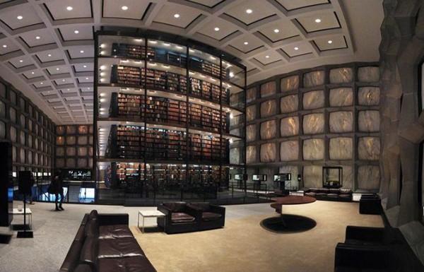 Библиотека редких книг и манускриптов