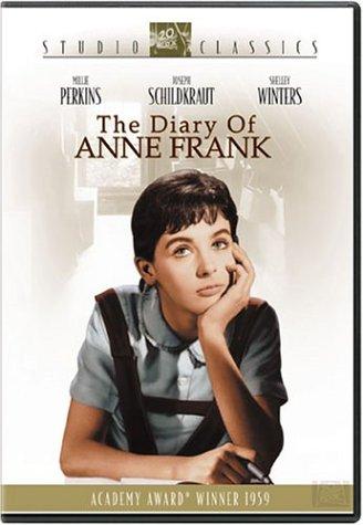 Дневник еврейской девочки Анны Франк