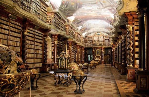 Национальная библиотека Вифлеемская часовня
