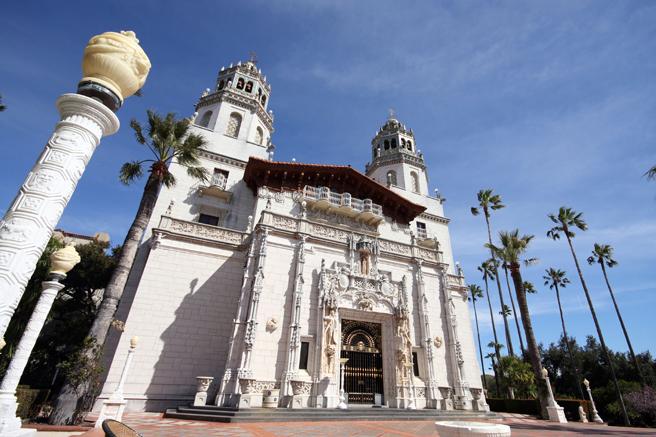 Особняк Херста (Hearst Mansion) - Беверли-Хиллз, Лос-Анджелес
