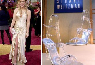 Самые дорогие туфли в мире от Стюарта Вайцмана