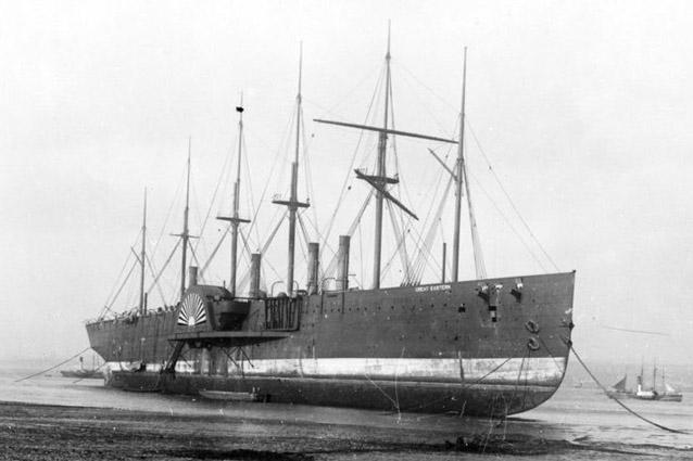 британский пароход Грейт Истерн
