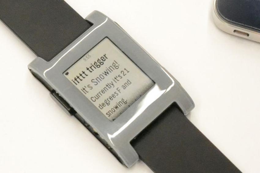 первые в мире умные часы