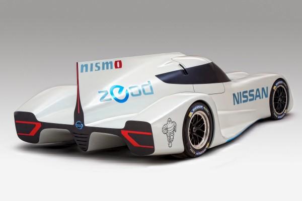 Самый быстрый в мире электрический гоночный автомобиль «Nissan ZEOD RC»