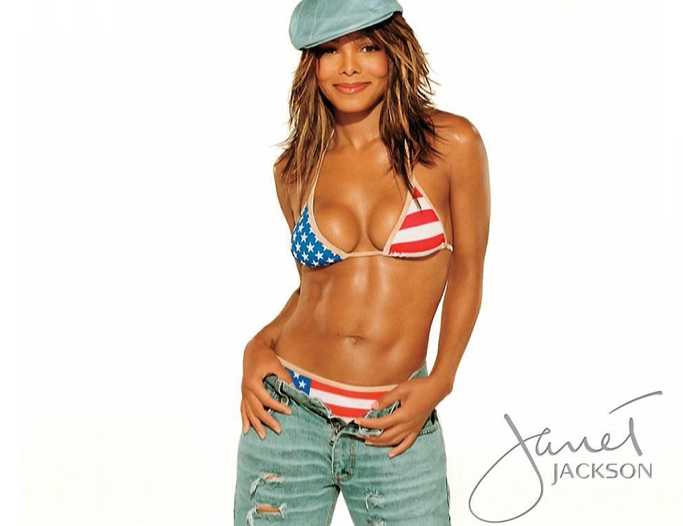 Джанет Джексон- американская певица и актриса кино и телевидения